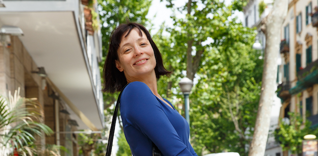 Beatrice Orlandini è Ersilia a Un posto al sole