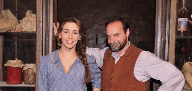 Emilia e Raimundo - Il segreto trame