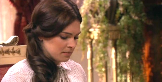 Leonor (Alba Brunet) - telenovela Una vita