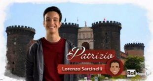 Lorenzo Sarcinelli (Patrizio) nella sigla di Un posto al sole