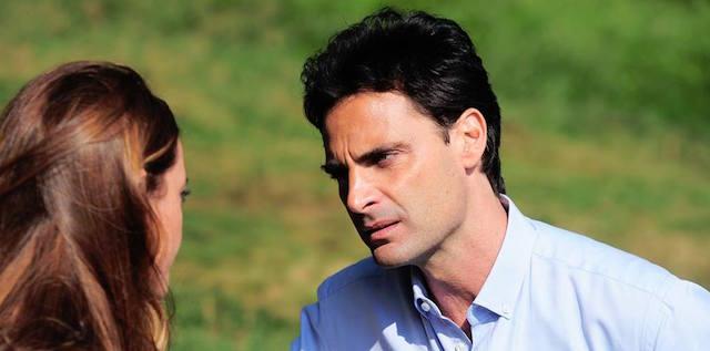 Marco Della Rocca e Alessandra (figlia di Rowena) - Centovetrine