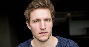 Philip Butz è Oskar a Tempesta d'amore (foto da www.philipbutz.de)