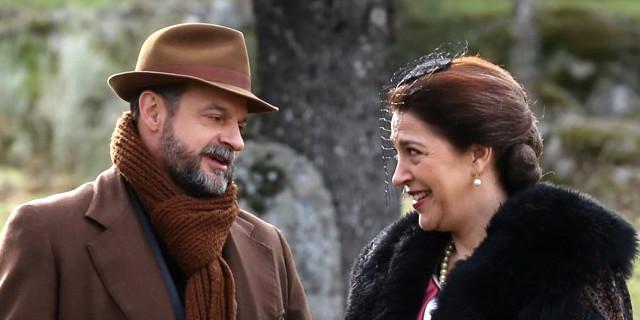 Raimundo Ulloa e Francisca Montenegro - Il segreto trame
