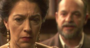 Raimundo Ulloa e Donna Francisca Montenegro - Anticipazioni Il Segreto