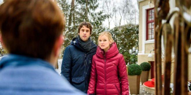 Isabelle arriva al Furstenhof, Tempesta d'amore © ARD Christof Arnold