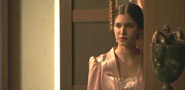AMALIA JORDAN, telenovela Il Segreto