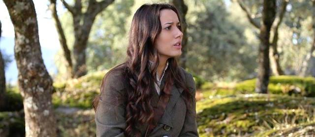 Aurora (Ariadna Gaya), telenovela Il segreto