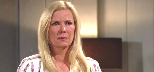 Brooke di Beautiful (Katherine Kelly Lang)