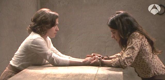 Candela e Ines - Il segreto anticipazioni