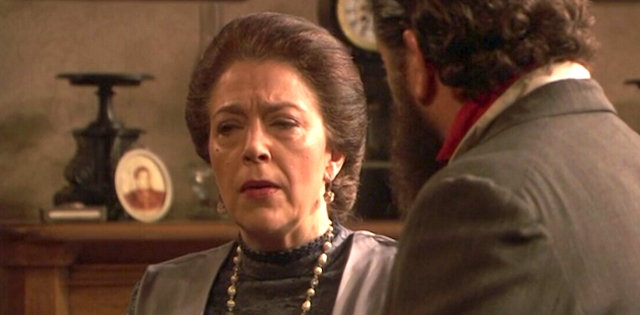Donna Francisca e Mauricio - Il Segreto