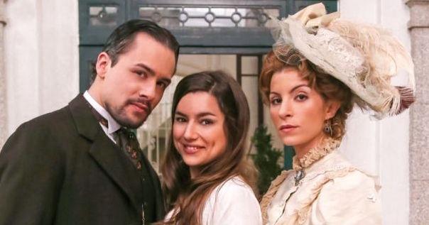 German, Manuela e Cayetana - Una vita trame