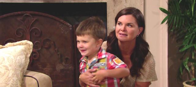 Katie e il piccolo Will - Beautiful