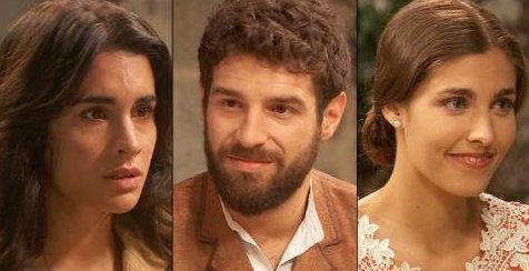 Ines, Bosco e Amalia - Il segreto