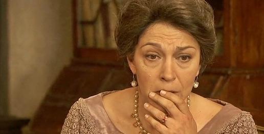 Francisca Montenegro, Il Segreto