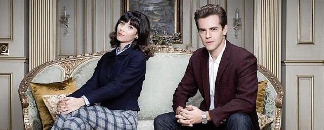 Ines e Mauro, protagonisti della telenovela PER SEMPRE
