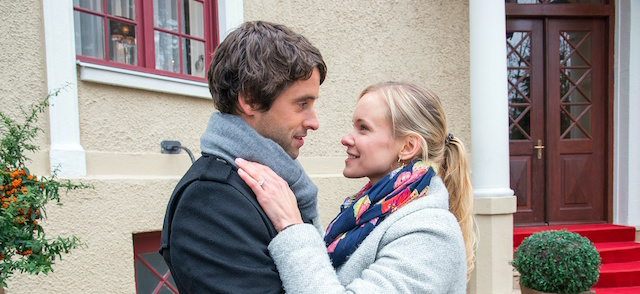 Luisa e Sebastian di Tempesta d'amore © ARD / Marco Meenen