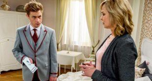 Norman scopre che Nina e incinta, Tempesta d'amore © ARD Christof Arnold