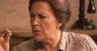 Foto Francisca (soap Il Segreto)
