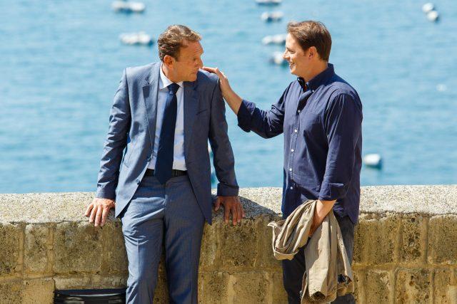 Filippo Sartori e Roberto Ferri - Un posto al sole memories