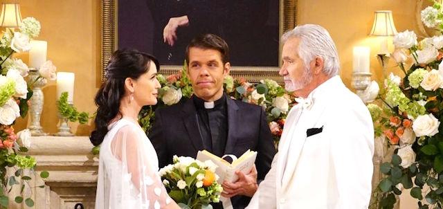 Quinn, Eric e il reverendo Murphy