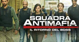Fiction Squadra Antimafia 8 - Il ritorno del boss