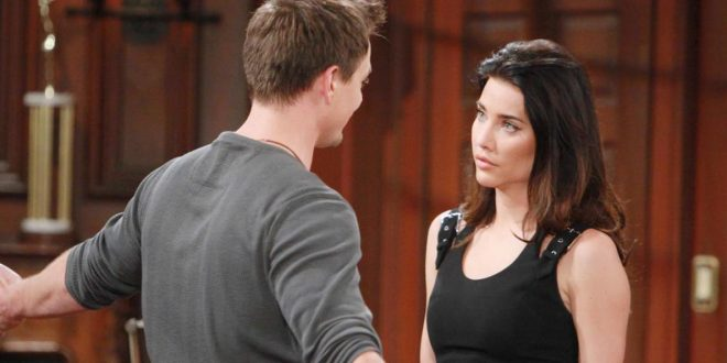 Steffy e Wyatt di Beautiful (Copyright: JPI studios)