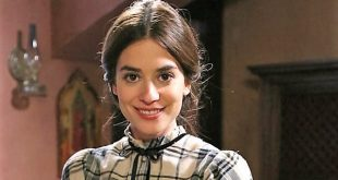 Teresa (Alejandra Meco), protagonista di Una vita