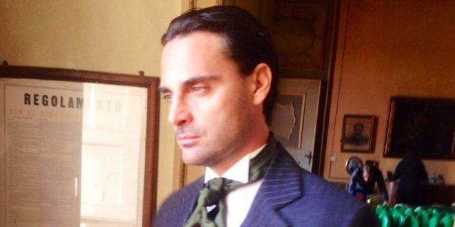 Alessandro Mario a SACRIFICIO D'AMORE