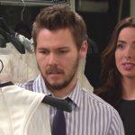 Ivy (Beautiful), Liam e l'abito da sposa di Steffy