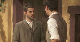Ramiro e Matias, Il Segreto