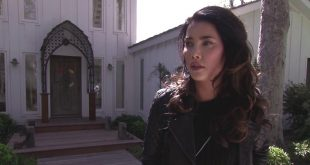Foto Steffy Forrester di Beautiful (Jacqueline MacInnes Wood)
