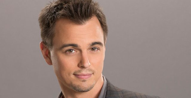 Darin Brooks è Wyatt a Beautiful
