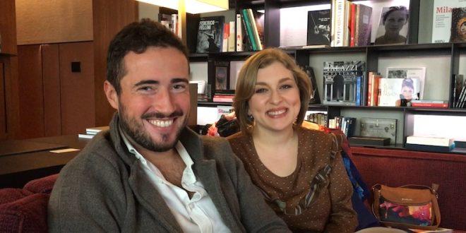 Diego Baldoin e Stefania Rusconi - doppiatori di Tempesta d'amore