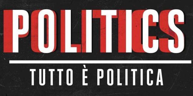 POLITICS su Raitre