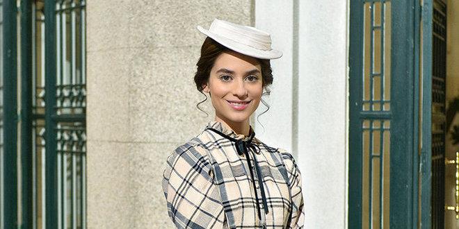 Alejandra Meco è Teresa a Una vita