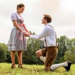 Tempesta d'amore, anticipazioni puntate tedesche: Tina sta per sposare Oskar, ma David…