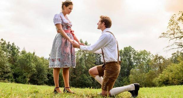 Tina e Oskar,Tempesta d'amore © ARD/Christof Arnold