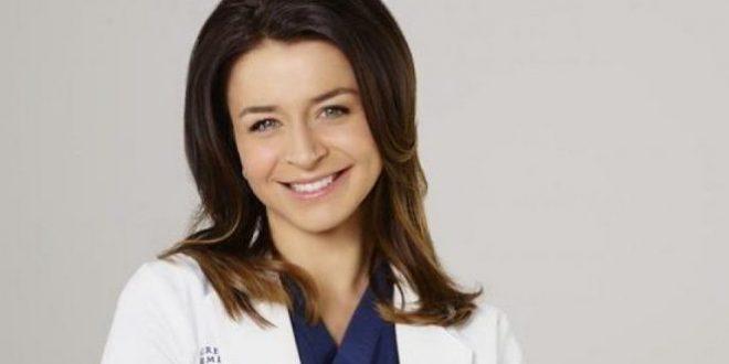 AMELIA di Grey's Anatomy
