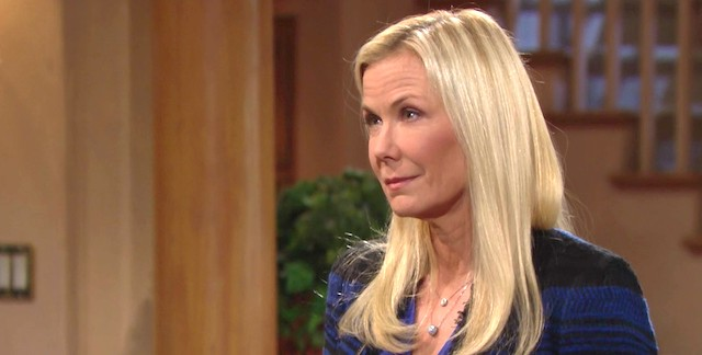 Foto BROOKE LOGAN di Beautiful (Katherine Kelly Lang)