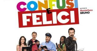 Film CONFUSI E FELICI su Raiuno