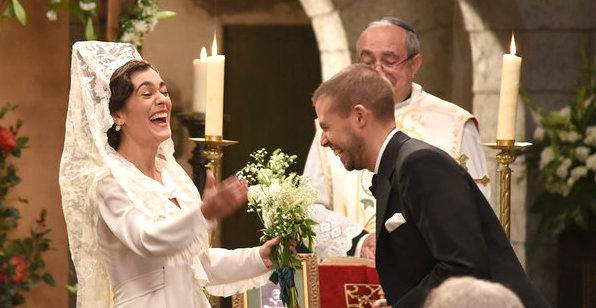 Matrimonio In Segreto : Anticipazioni il segreto hipolito e gracia si sposano