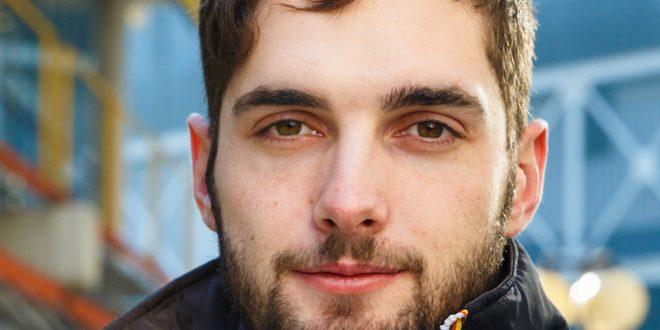 Luca Turco è Niko Poggi a Un posto al sole