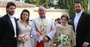 Matrimonio Severo-Candela, Lucas-Sol (Il segreto)