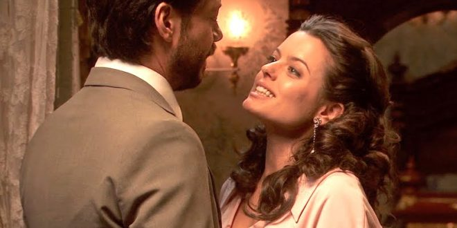 Sol e Lucas (Adriana Torrebejano e Alvaro Morte) - Il segreto