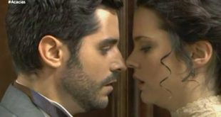Maria Luisa e Victor, telenovela Una vita