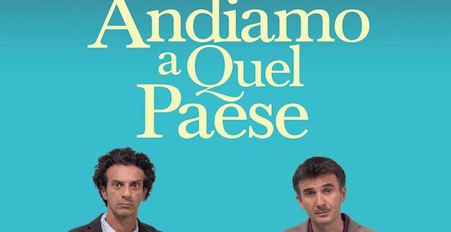 Film ANDIAMO A QUEL PAESE