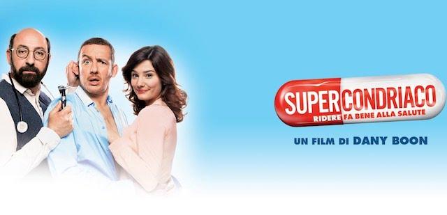 Film SUPERCONDRIACO su Rai 3