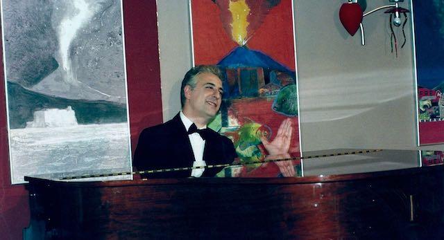 Antonio Annona guest a Un posto al sole