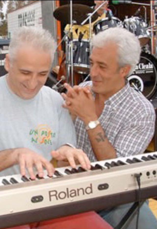 Antonio Annona e Patrizio Rispo