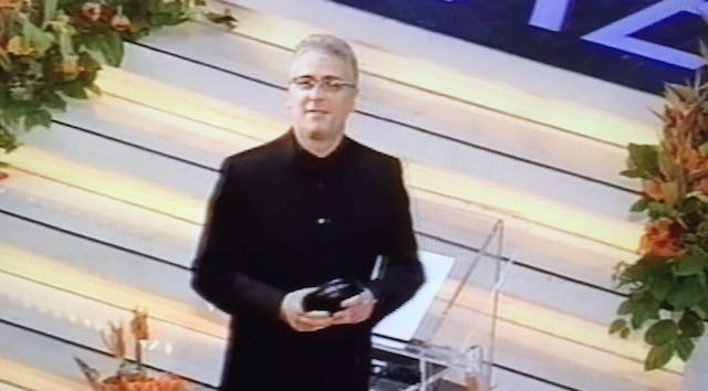 Antonio Annona a Sanremo